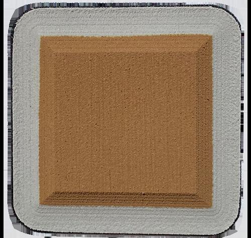 Brown - Light Grey