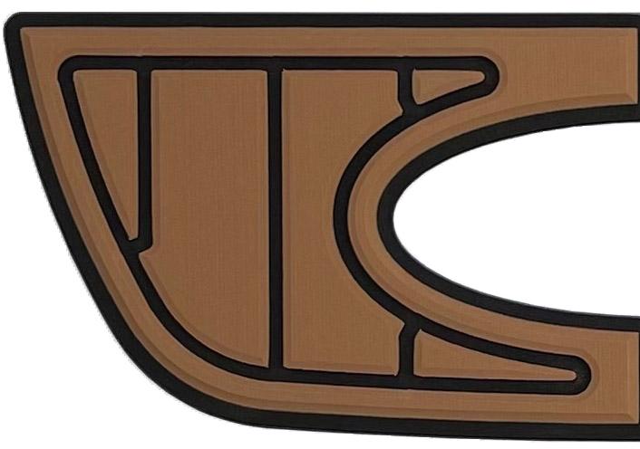 Teak-Brown-Black